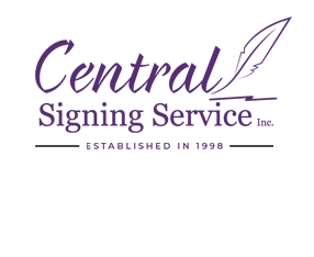 Central Signing